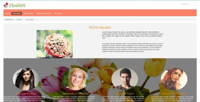 site crée par David créateur indépendant
