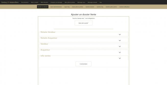 site créateur de site internet