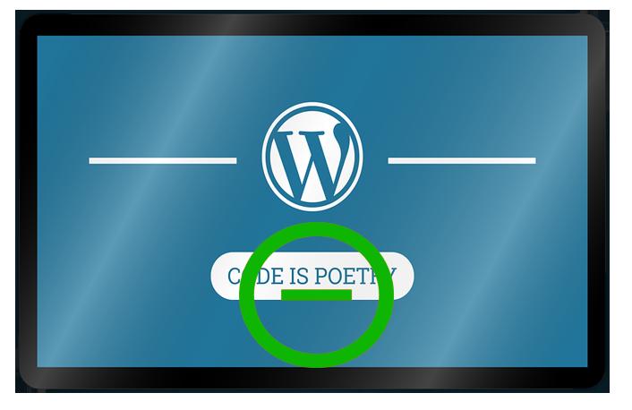 Les inconvénients d' un site wordpress