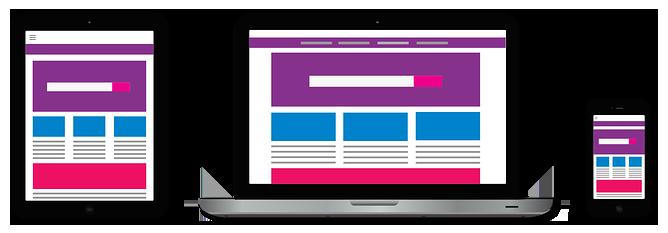 Création site responsive
